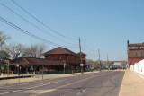 Chicago, Rock Island & Pacific Railroad Station at Peoria, Illinois