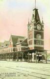 Dubuque Iowa Railroad Station  Illinois Central Station.JPG