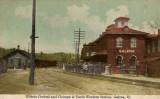Galena Illinois Depots  Illinois Central  Chicago  North Western Railroad Depots.JPG