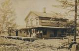 Kirkland Illinois Depot  Original Chicago Milwaukee  Gary RR Depot.JPG