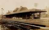 Sterling Illinos Depot  Chicago  North Western Railroad Depot.JPG