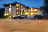 Park Hotel, Halden - Front