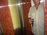 Me #3 - In the Rossini Elevator