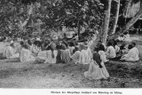 1896 Sitting Dance Of Irooj Ladiget of Maloelap