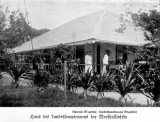 Accommodation of the Landeshauptmann marshall Islands Jaluit