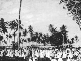 Dance of Marshallese On Jaluit 1902