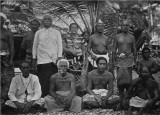 Samoan Exilees In German Internment On Jabwor, Jaluit
