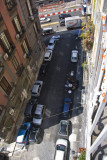 Street from balcony