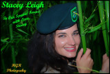 HGRP Model Stacey Leigh Salute to the Special Forces