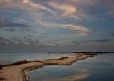 Sandbar on Copano Bay