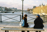 A walk around Paris