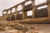 Beardmore Dam in drought
