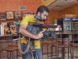 WLOS-TV Cameraman