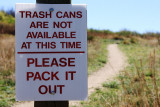 No Cans for You!