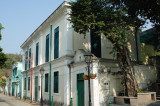 A corner of Rua Fernao Mendes Pinto
