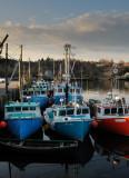 Small town fleet