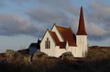 St John's Anglican Church, Peggy's Cove, Nova Scotia
