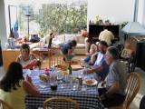 Lunch at Paulo's - Botucatu, Brazil