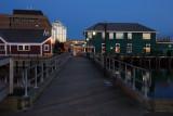 Harbour walkway