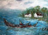 Barci pescaresti(colectia autorului)