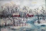Lacul inghetat(colectie particulara)