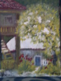 Casa la Malu cu flori