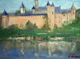 Manastirea Dragomirna  (colectie autor)
