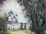 Biserica din Rm.Vilcea  (colectie particulara)