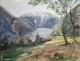 Fiord in Norvegia