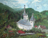 Manastirea Bistrita  (colectie autor)
