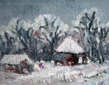 Iarna  (colectie particulara)