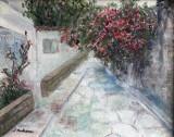 Strada din Naplio-Grecia  (colectie autor)