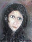 Portret de fata    (colectie particulara)