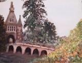 Peisaj din Praga  (colectie particulara)