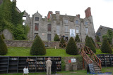 Hay on Wye - Castle Book Shop.