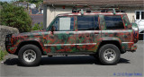 A camouflaged Range Rover - Aberaeron - Cardiganshire.jpg