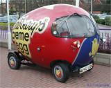 Q943 VOG - Creme Egg vehicle.jpg