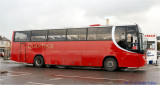 Quantock Coach - outside West Somerset Railway Station.jpg