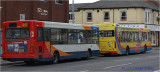 W192 DNO and  X856 HFE on the High Street - Lincoln.jpg