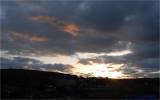 Sunset 20.02.10.