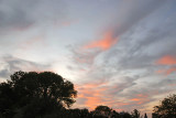 Sunset 3 June 2010.