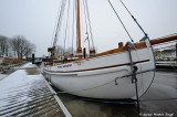 Boat near Wilster