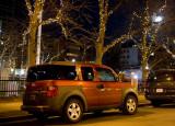 The Shiny Car