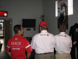 Xerox logo everywhere