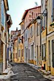 Back Street in Arles