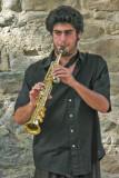 Street Jazz #3, Carcassonne