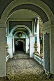 Cesky Krumlov: Castle Detail