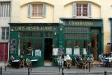 Café-Restaurant Gaudeamus, Rue de la Montagne, Paris-Quartier Latin