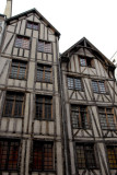 Early 16th C. timber houses, Rue François Miron, Paris - 4e