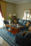Suite at the Golden Tulip
